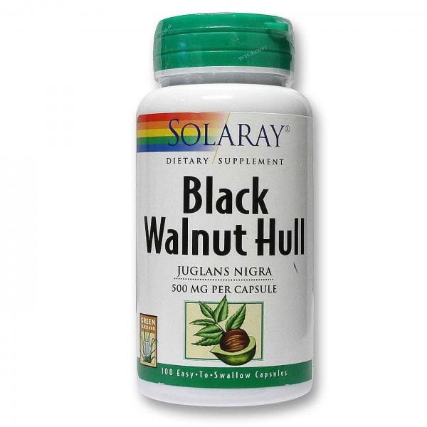 BLACK WALNUT HULL (NOGAL NEGRO)