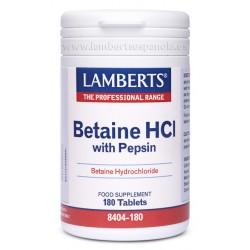 Betaina HCI Pepsina