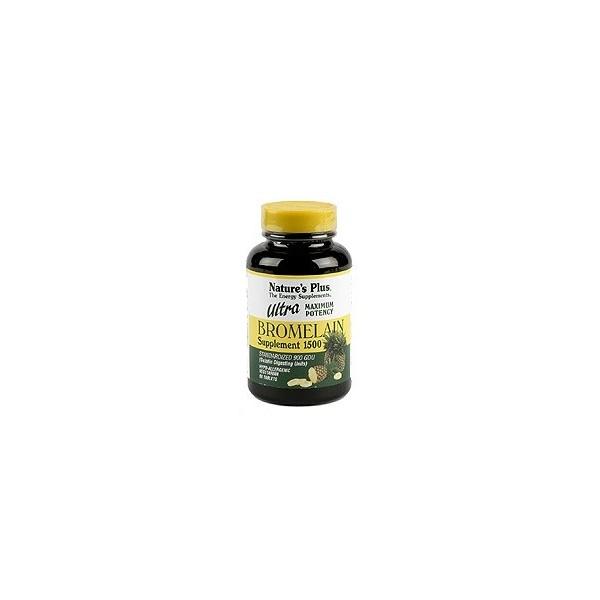 Ultra Bromelaina 1500 mg